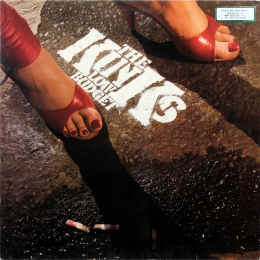 The Kinks ‎– Low Budget (LP)