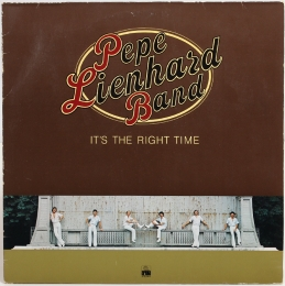 Pepe Lienhard Band ‎– It's The Right Time