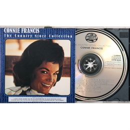 Connie Francis ‎– The Country Store (CD)