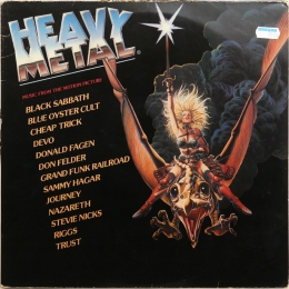Various ‎– Heavy Metal (2LP)*