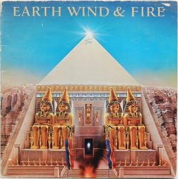 Earth, Wind & Fire ‎– All 'N All (LP)