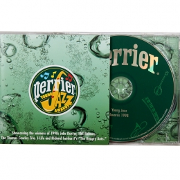 Perrier Young Jazz Awards [1998] (CD)*