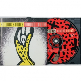 The Rolling Stones ‎– Voodoo Lounge (CD)