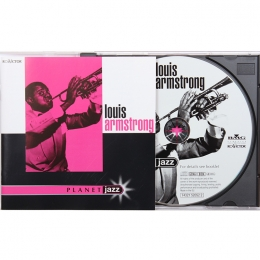 Louis Armstrong ‎– Planet Jazz (CD)