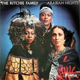 The Ritchie Family ‎– Arabian Nights (LP)*