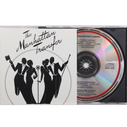The Manhattan Transfer ‎– Manhattan Transfer