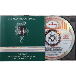 The Alan Parsons Project ‎– Tales Of... (CD)