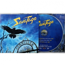 Savatage ‎– Commissar (CD)