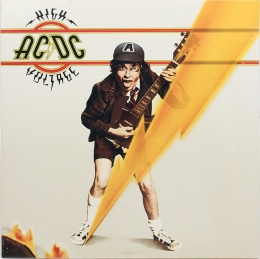 AC/DC ‎– High Voltage (LP)