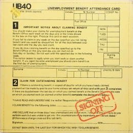 UB40 ‎– Signing Off (LP+EP).