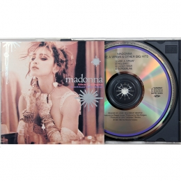 Madonna ‎– Like A Virgin & Other Big Hits*
