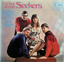 The Seekers ‎– The Four And Only Seekers (LP)
