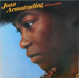 Joan Armatrading ‎– Show Some Emotion (LP)