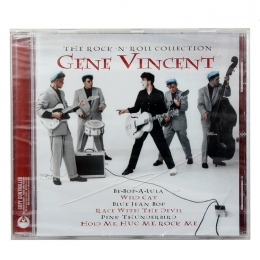 Gene Vincent ‎– The Rock 'N' Roll Collection