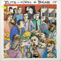 Ruts ‎– Grin And Bear It (LP).