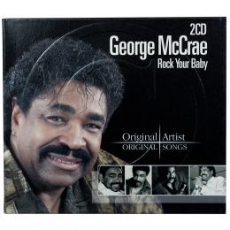 George McCrae ‎– Rock Your Baby (2CD)