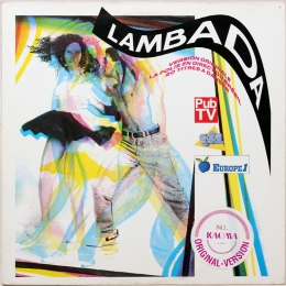 Various ‎– Lambada (2LP).