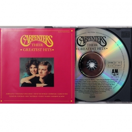 Carpenters ‎– Their Greatest Hits (CD)