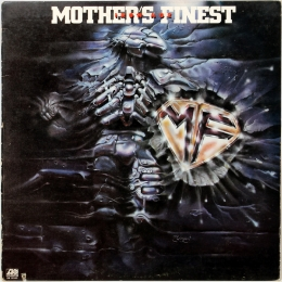 Mother's Finest ‎– Iron Age (LP).
