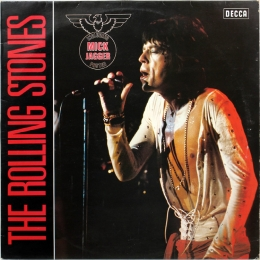 The Rolling Stones ‎– The Rolling Stones (LP)