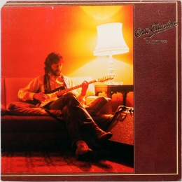 Eric Clapton ‎– Backless (LP)