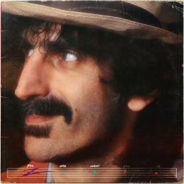 Frank Zappa ‎– You Are What You Is (2LP).