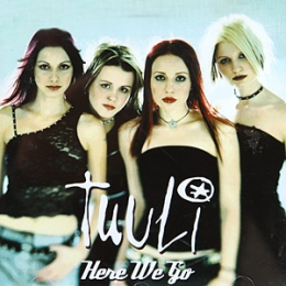 Tuuli - Here We Go Tuuli (CD)