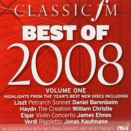 Best of 2008 - volume one (CD)