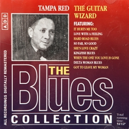 Tampa Red – The Guitar Wizard (CD)