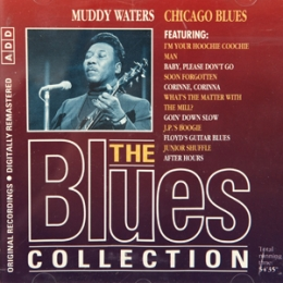 Muddy Waters – Chicago Blues (CD)