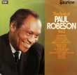 Paul Robeson ‎– The Best Of... Vol.2 (LP)