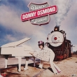Donny Osmond ‎– Disco Train (LP)