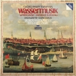 Georg Philipp Telemann - Water Music (LP)