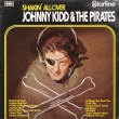 Johnny Kidd ‎– Shakin' All Over (LP)*