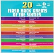 20 Flash Back Greats Of The Sixties (LP)