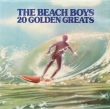 The Beach Boys ‎– 20 Golden Greats (LP)