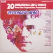 Various ‎– Yesterday's Hero (LP)