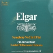 Elgar – Symphony No 2 In E Flat (LP)