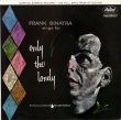 Frank Sinatra Sings For Only The Lonely (LP)
