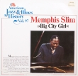 Memphis Slim ‎– Big City Girl (LP)