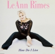 LeAnn Rimes - Hoe Do I Live (CD)