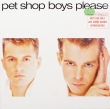 Pet Shop Boys ‎– Please (LP)
