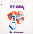 Various ‎– Welcome The Rock People (3LP)