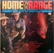 Josh Casey ‎– Home On The Range (LP)