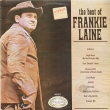 The Best Of Frankie Laine (LP)