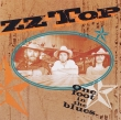 ZZ Top ‎– One Foot In The Blues (CD)