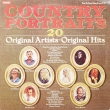 Various ‎– Country Portraits (LP)