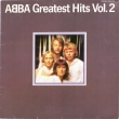 ABBA ‎– Greatest Hits Vol. 2 (LP)