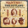 Various ‎–Wanted! The Outlaws (LP)