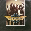 No Sweat ‎– On The Edge (EP)